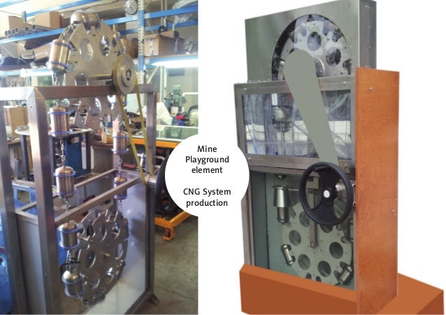 Mine  Playground  element  CNG System  production