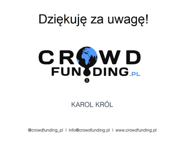 Crowdfunding - szanse, trendy, wyzwania