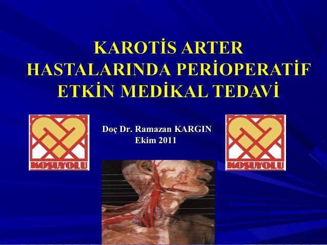 Doç Dr. Ramazan KARGINDoç Dr. Ramazan KARGIN Ekim 2011Ekim 2011