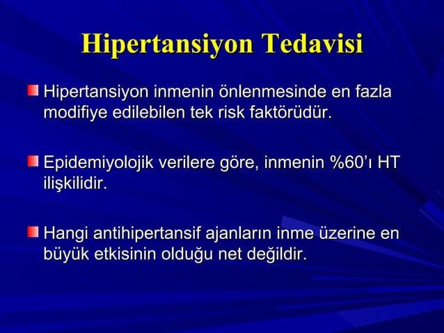 Hipertansiyon TedavisiHipertansiyon Tedavisi Hipertansiyon inmenin önlenmesinde en fazlaHipertansiyon inmenin önlenmesinde...