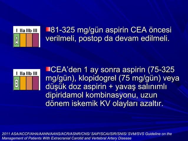 CEA öncesinde ve sonrasında, kanCEA öncesinde ve sonrasında, kan basıncı antihipertansif tedaviylebasıncı antihipertansif ...