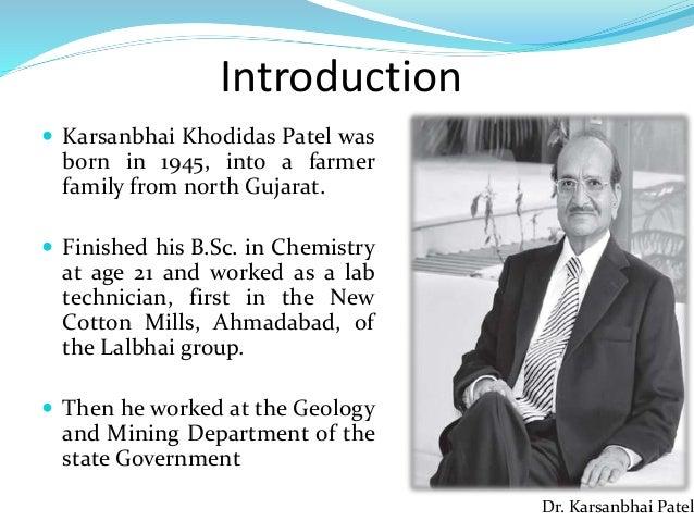 Karsan Bhai Patel