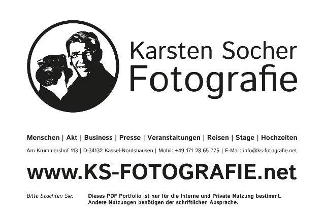 Karsten Socher Fotografie - Peoplefotografie - Fotografenmeister und Bildjournalist in Kassel