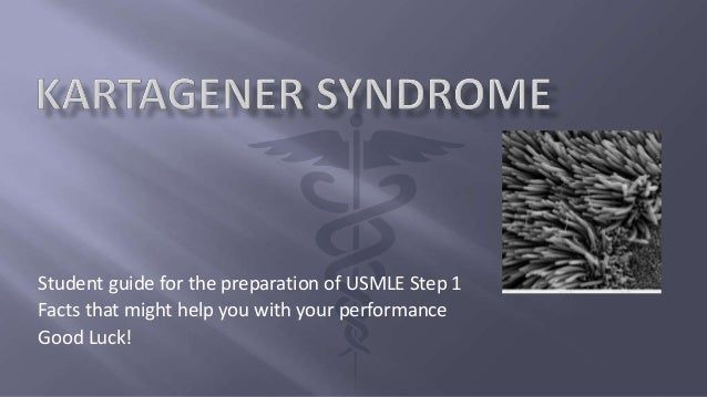 Student guide for the preparation of USMLE Step 1 Facts that might help you with your performance Good Luck!