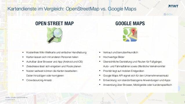 Google Maps Durchschnittsgeschwindigkeit ändern