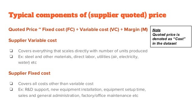 Kaggle Caterpillar tube assembly pricing