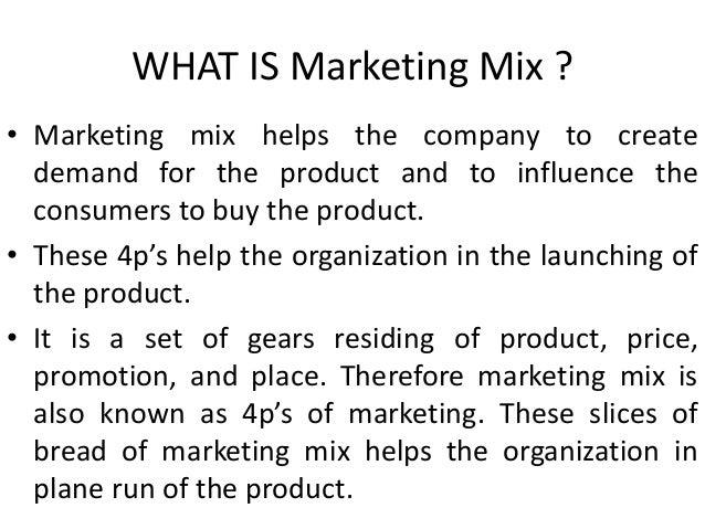 Marketing and britannia