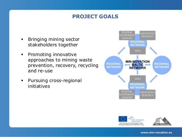 Mining waste reduction methods