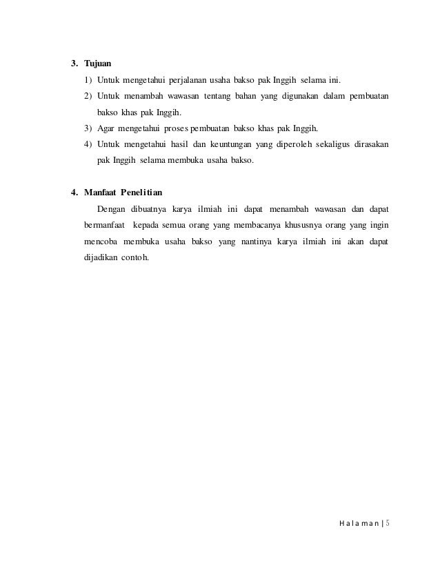 Penting Contoh Narasi Wawancara Pedagang Bakso Paling Heboh
