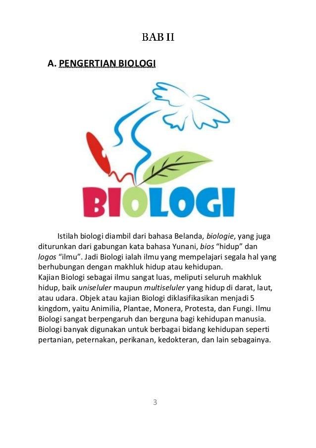 Contoh Karya Ilmiah Biologi Kixilus