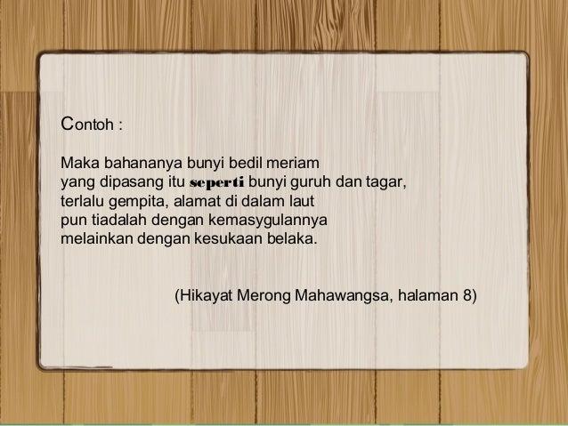 Karya Klasik Hikayat Merong Mahawangsa