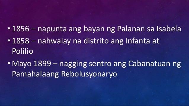Province lalawigan ng kasaysayan ng quezon Distritong pambatas