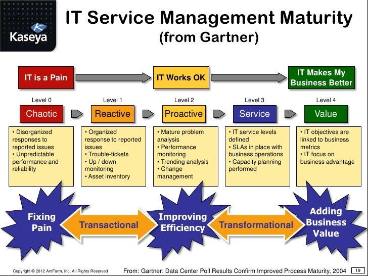 service management essay
