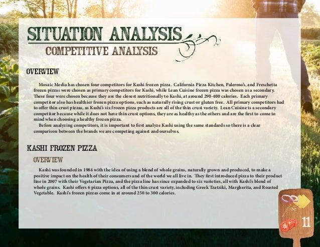 Frizza – Frozen Pizza Marketing Plan Essay