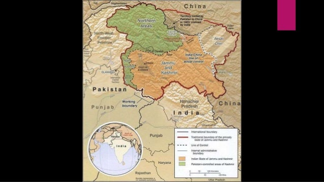 Framework of the article ;  Historical perspectives of Kashmir, since independence of India and partition between India a...