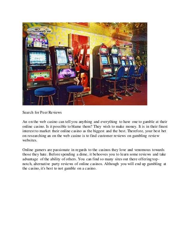 online casino free slot machine