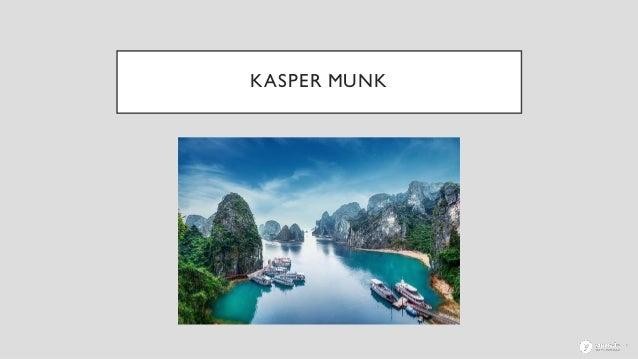 KASPER MUNK