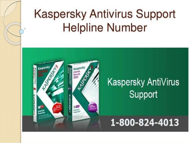 kaspersky Tech Support 1-800-824-4013 | Technical support Number