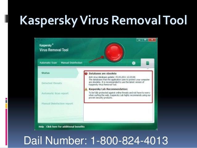Kaspersky Virus Removal Tool 1-800-824-4013, Technical