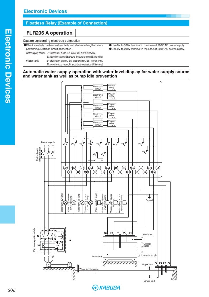 Diagram  Wiring Diagram Floatless Level Switch Full