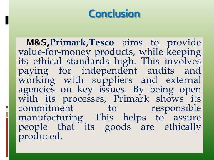 strategic analysis of primark