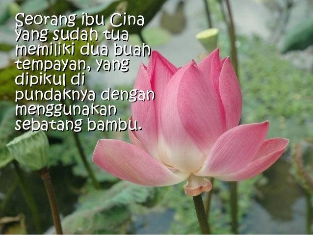 Kata Kata Indah Tentang Bunga