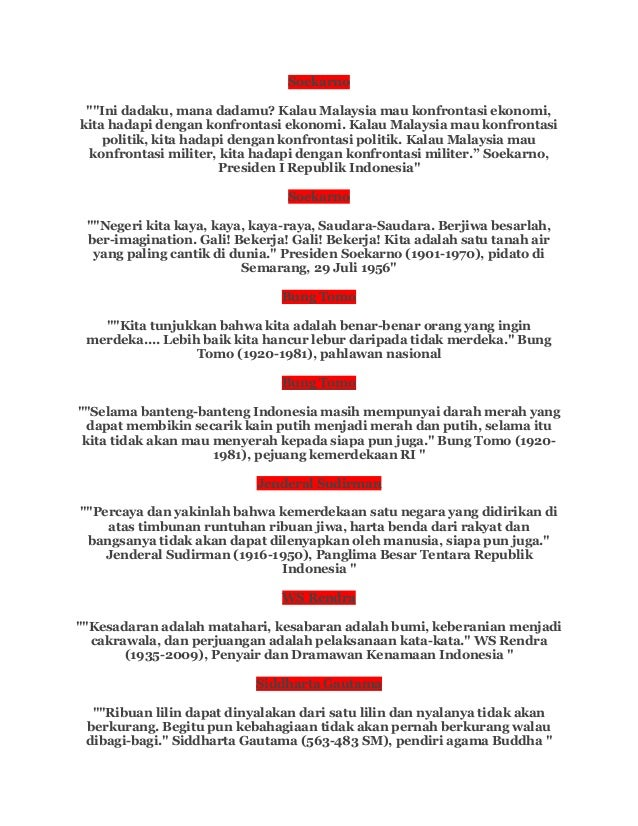 Kata Mutiara Politik Santun Qwerty