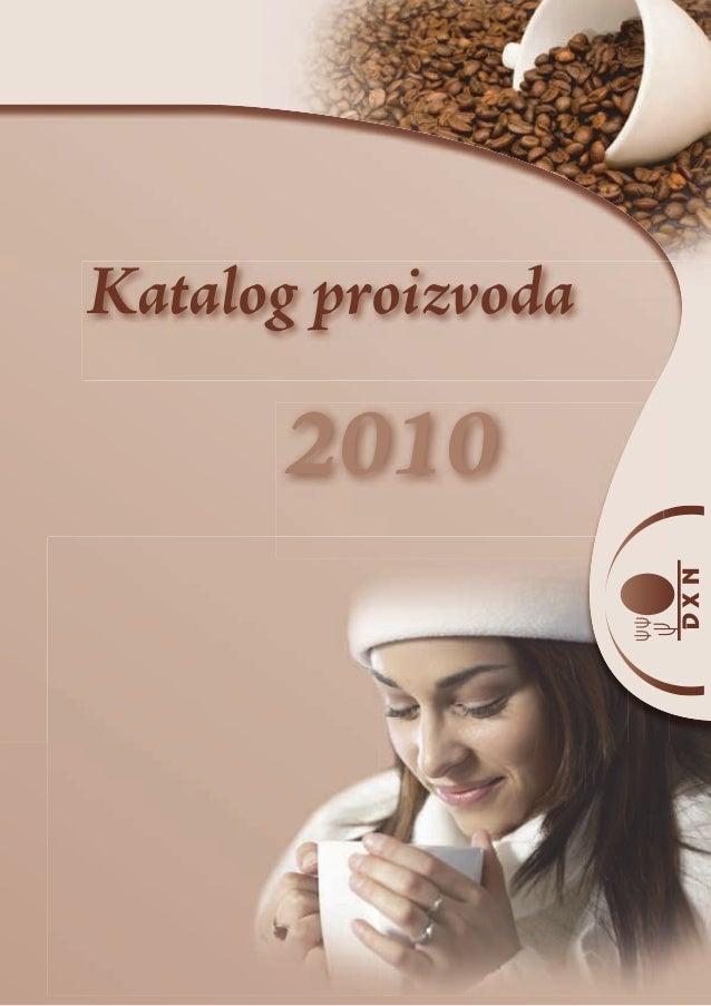 2010 Katalog proizvoda