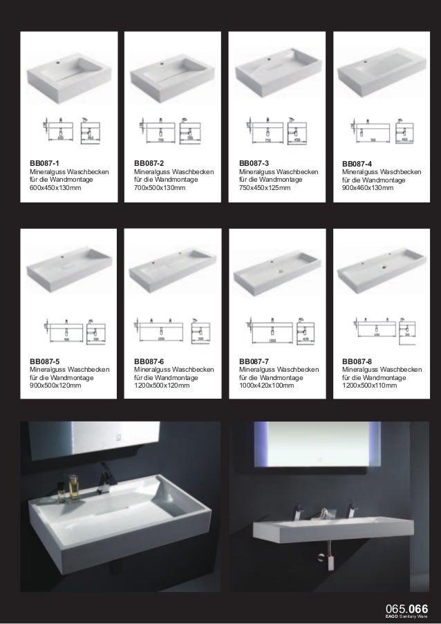 RWO  WA332S  Stand-WC 694x380x795mm vertikaler Abfluss 100mm Wasserverbrauch 3/6L  Stand-WC 694x380x795mm horizontaler Abf...