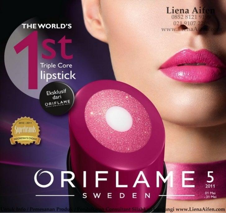Katalog Oriflame Mei 2011