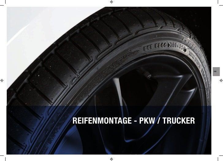 RMREIFENMONTAGE - PKW / TRUCKER