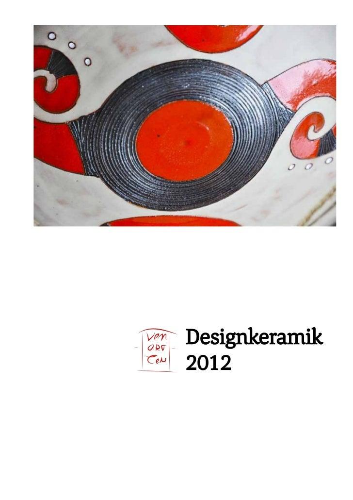 Designkeramik2012