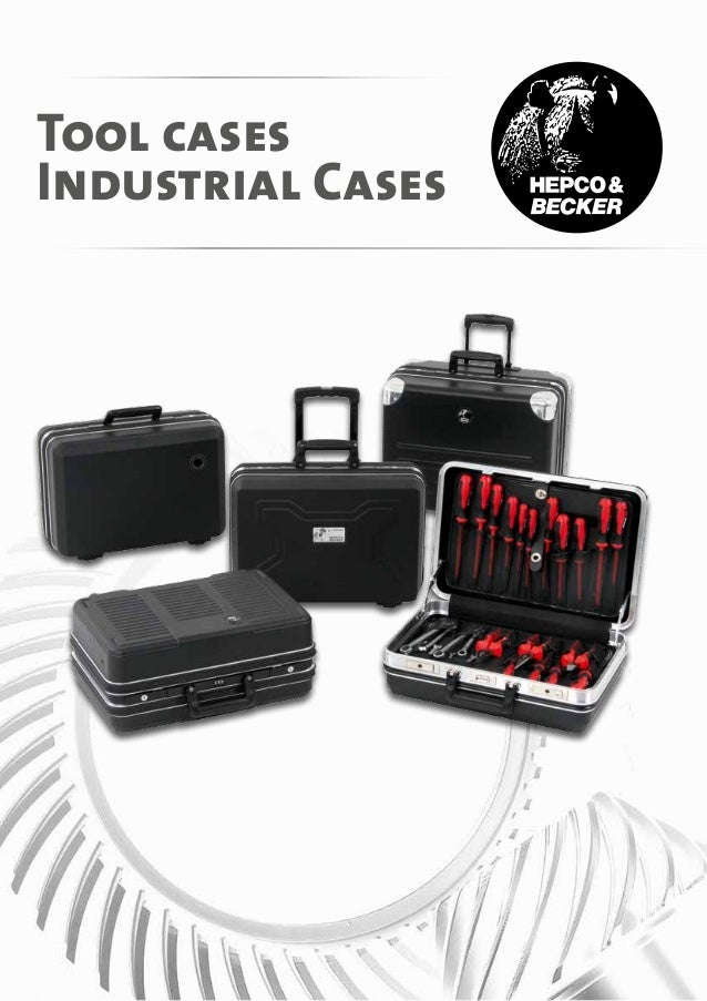 Tool cases Industrial Cases