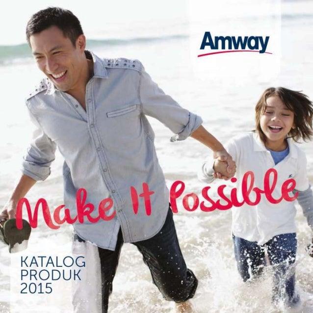 Katalog Amway 2015