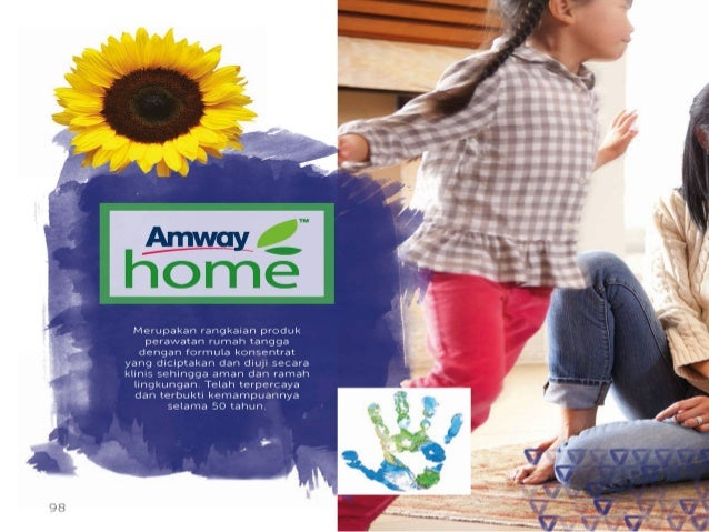 Merupakan rangkaian produk perawatan rumah tangga dengan formula konsentrat yang diciptakan dan diuji secara klinis sehing...