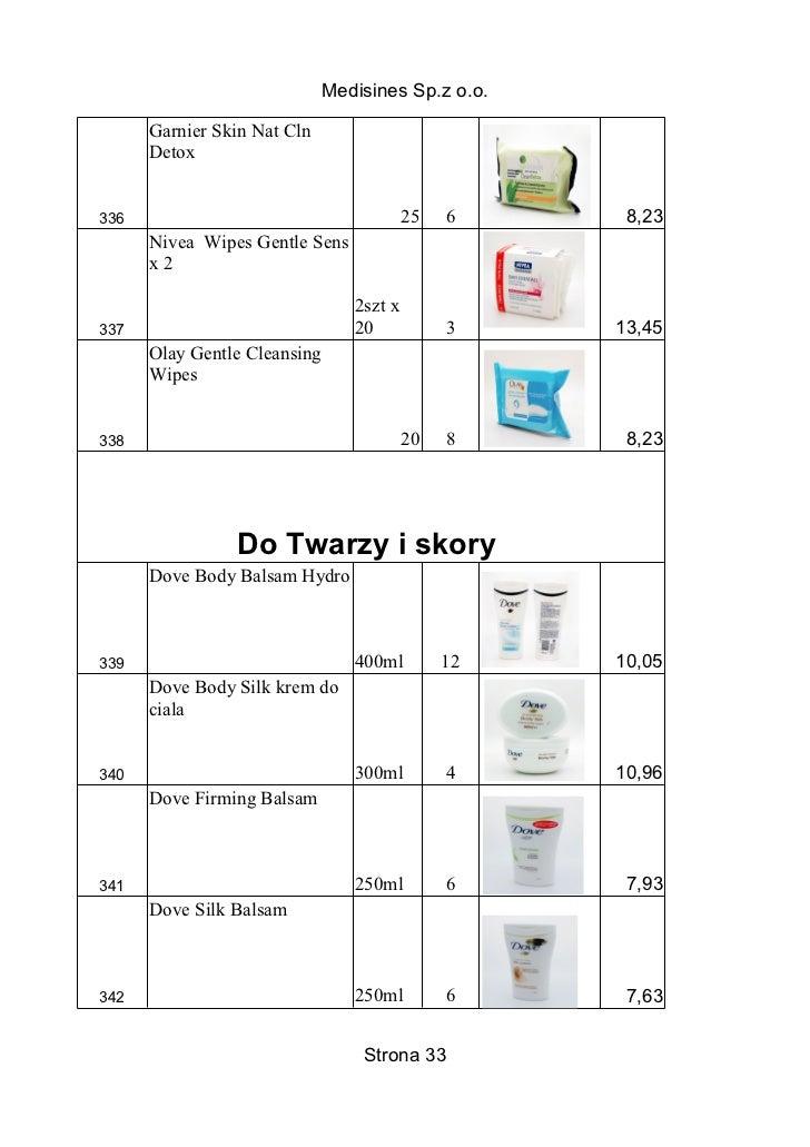 Medisines Sp.z o.o.      Garnier Skin Nat Cln      Detox336                                       25   6     8,23      Niv...