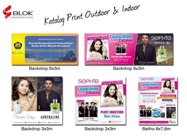 Katalog Merchandise Slide 2