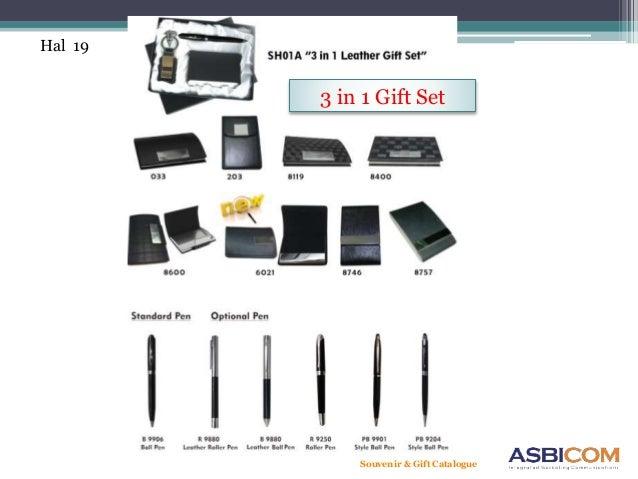Katalog Merchandise Asbicom 2016