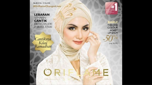 Katalog Online Oriflame Mei 2018 Slide 2