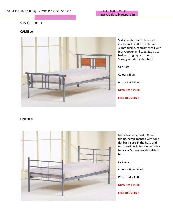 Untuk Pesanan Hubungi :0172040533 / 0172740533                                                         Q-deco Home Design...