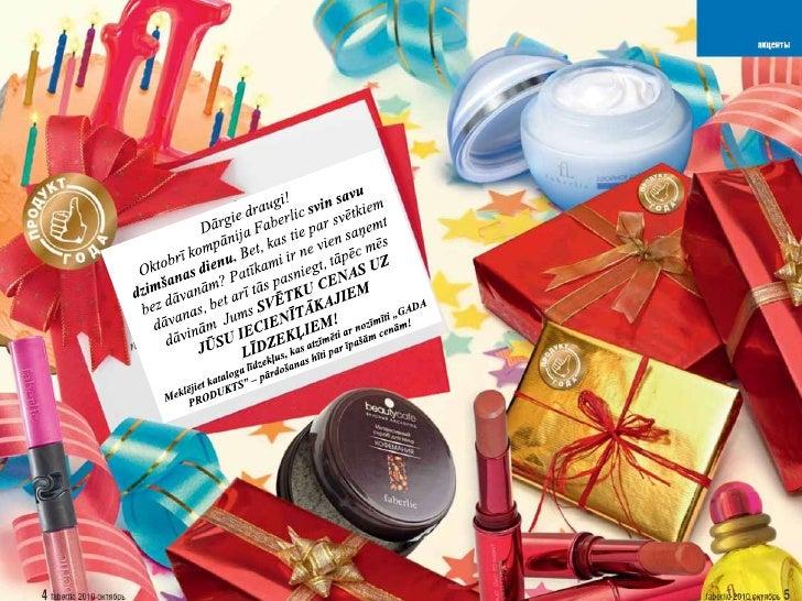 Katalogs oktobris 2010 - akcenti Slide 2