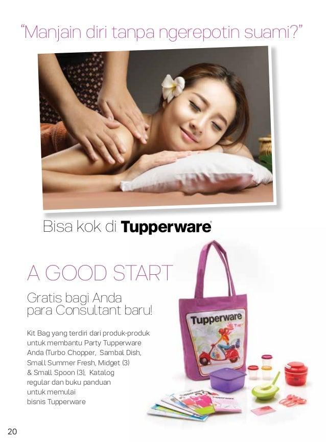 Katalog Tupperware Bulan Ogos