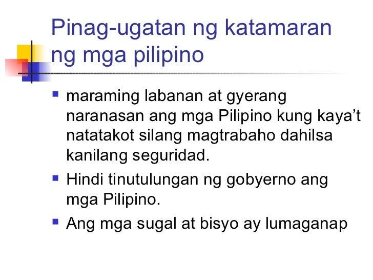 katamaran ng mga pilipino Para sa akin, isang akda na may malaking pagkakatulad sa sitwasyon ng pilipinas ngayon ay ang katamaran ng mga pilipino.
