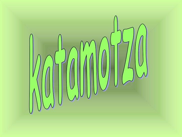 katamotza