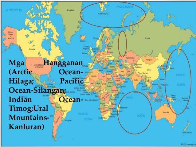 Tala ng mga bansa at teritoryo ayon sa lawak