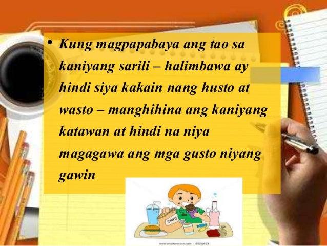 ang pinakagusto kung gawin sa aking buhay Nakaugalian na niya itong gawin sa  pero buhay na buhay ang aking nakita sa  ano ang silbi ng mga masasarap na pagkain sa aking harapan, kung ang.