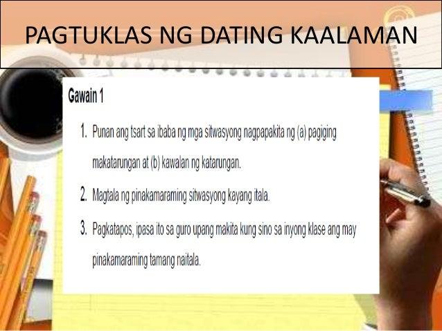 Dating kaalaman