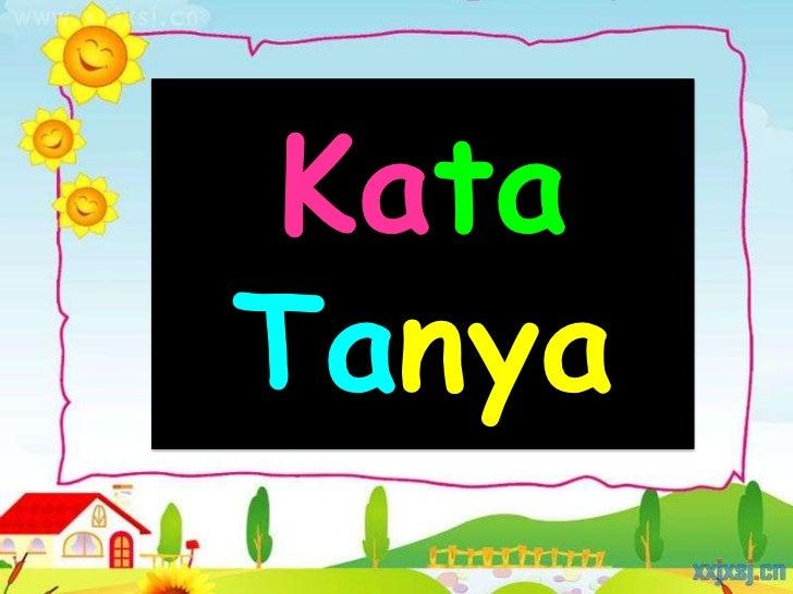 KataTanya