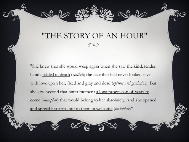 "a comparison of the story of an hour by kate chopin and happy endings by margaret atwoods This is the second lesson about ""the story of an hour"" by kate chopin in this section of the lesson, you will learn more about the life of the author, kate chopin."
