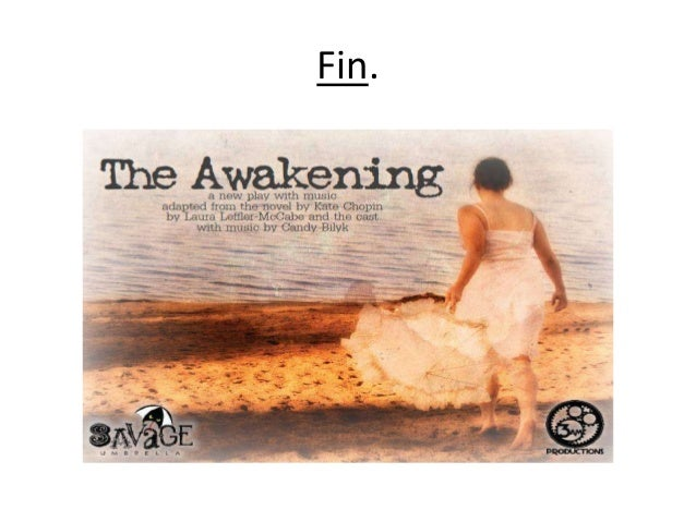 an analysis of ednas death in the awakening by kate chopin Kate chopin's the awakening: narcissism in the suicide novel edna attempts to come to terms with her death kate chopin and the awakening kate chopin's.